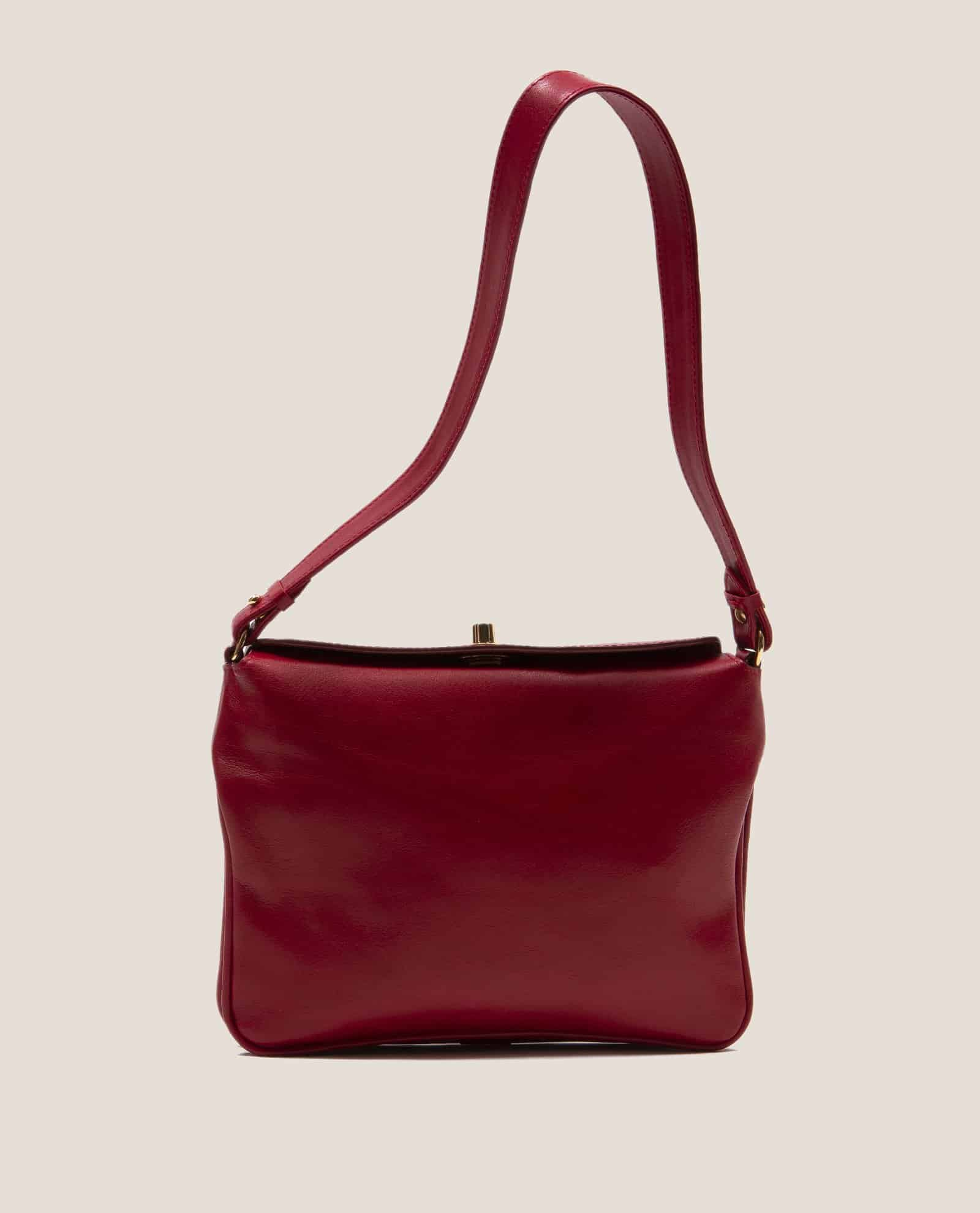Lady Bag, Chloe red (ref #CPR-09) Petty Things front