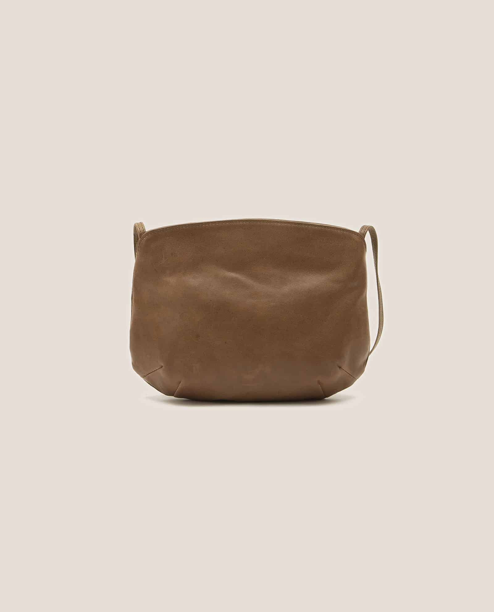 Cross Body Bag, Debbie Taupe (ref #DPT-15) Petty Things - back