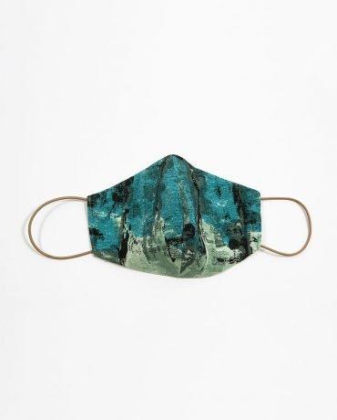 Mascarilla de tela con filtro BLUE