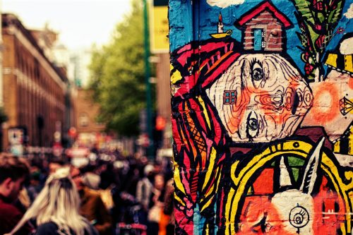 Brick Lane mercadillo Londres