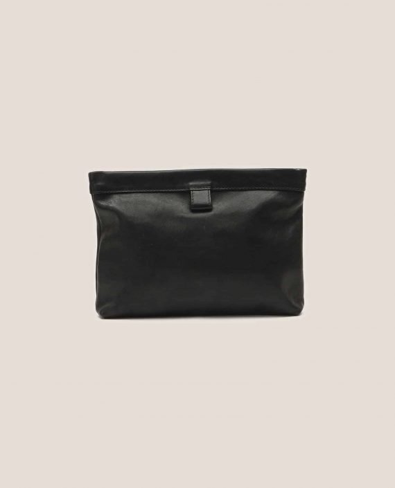 Clutch, handbag, Marlen black (ref #MARPN-24-AW18) Petty Things